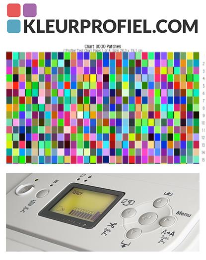 Kleurprofiel voor printer intro