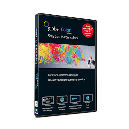 globellColor calibratie software